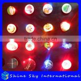 Top Level Latest Led Baseball Lapel Pin