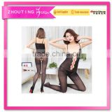 CK06113 women sexy nighty lingerie latest catsuit costumes one piece sexy body stocking maker