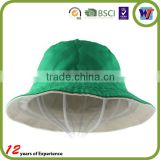 2014 Custom bucket hat with string custom hats with your own design and logo cotton bucket hat