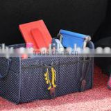 2016 new products auto trunk organizer car storage basket lightweight car foldable organizer