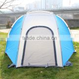 Portable Sun Proof Shelter Umbrella Shade Family Beach Camping Tent