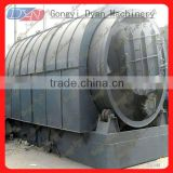 Continuous Tyre Pyrolysis Machine High Oil Output 10 Tons
