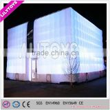 LED lighting cube tent, inflatable tents B-5-09