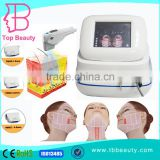 Hot sale neck treatments for sagging skin hifu system machine for anti aging anti wrinkle