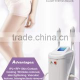 permanent face and body hair removal epilation skin care quantum ipl laser elite machine