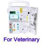 Factory Supplier Veterinary volumetric Infusion Pump for animal use Vet clinics hospital CE ISO certification