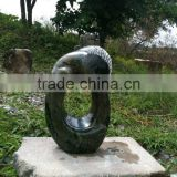 3880 Thinking of Tommorow H 29cm by W19cm Afric stone carving ,angel carving stone stone carving patterns