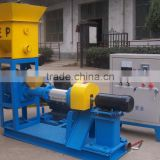 capacity 60~80kg/h full automatic mini floating fish feed pellet mill/pet food pellet machine for sale