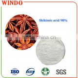 Natural Star Anise Extract 98% Shikimic Acid