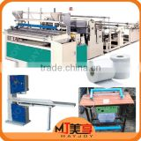 China Famous Brand Toilet Paper Embossing Machine/Cutting Machine/Sealing Machine,Toilet Paper Rewinding Machine