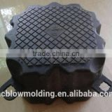 Custom plastic float HDPE Floating Module Plastic Pontoon Bridge