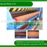 2200 to 3200 leather hydraulic fleshing tannery machine