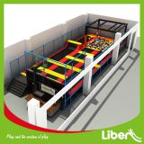 Kids indoor safe trampoline for toddler