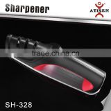 NEW Diamond rod/tungsten steel/ceramic diamond kitchen knife sharpener