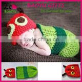 Baby Photography Clothing Hand-knit Baby Sweaters Cute Cartoon Clothing Sets