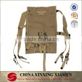 M1928 US Canvas Tactical Vest Pouches Military Tactical Combat Backpack