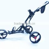 Electric Golf Trolley Auto Power-Folding Golf Trolley