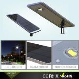 50W Smart COB LED All-in-One Integrated Solar Street Light