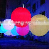 Decoration LED light balloon inflatable balloon inflatable lighting balloon