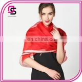2017 Summer and New Zealand Foreign Trade Pure Silk Scarf Shawl