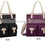 Business handbags lady shoulder bags for woman woman Sling Bag Polyester bag Ipad bag