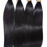 Loose Weave Brown Keratin Bonded Hair  8A 9A 10A