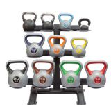 Customization Design Weight Lifting Plastic Kettlebell for Sale