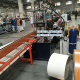 KINGREAL U shape Baffle ceiling roll forming machine, Linear ceiling making machine