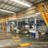 Automatic Corrugated Cardboard Carton Making Machine