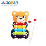 Wholesale miniature musical instruments toys wooden xylophone for kids