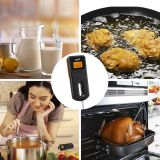 Hypersynes  New 165ft Long Range Smart Wireless Meat Thermometer for the Oven Grill Kitchen BBQ Smoker Rotisserie with Bluetooth