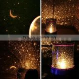 The Fantastic Star Night Light Projector - Cast a Cosmic Projection & Coloured Light Sequences around your room SNL003