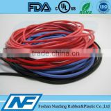 solid silicone rubber necklace cord
