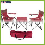Adult Beach Chair and Table Sets HQ-5001B                                                                         Quality Choice