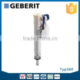 Typ360 GEBERIT Filling Valve with Silent & Adjustable Bottom for Toilet Cistern Inlet Valve