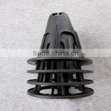 round concrete plastic rebar chair spacers
