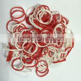 England Flag DIY Rubber Band