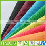 China 100% virgin granule pp spunbond non woven fabric manufacturer to produce agriculture, shopping bag, car cover