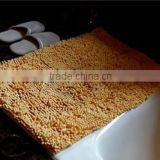 Manufacture cheap supply ultra-fine quality microfiber chenille mats,bathroom kitchen uses