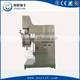 vacuum emulsifying mixer with heating and cooling system for Hair Color Cream