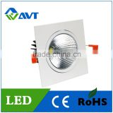 High quality CE ROHS 10W 15W 20W 30W LED recessed ceiling light down Recessed mount Epistar Chip WW NW CW