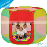 Funny Big Kid's Tent With 100 Balls