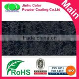ISO and RoHS certificated factory supply ral 9007 powder coating