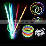 Halloween Pumpkin/Skull LED Light Stick Flash Glow PVC Fluorescence Sticks with Shaking Spring Party Decoration