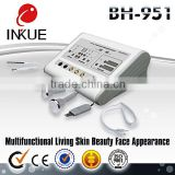 Salon Multifunctional beauty machine ultrasonic&galvanic skin rejuvenation 5 in 1 facial multifunctional beauty machine