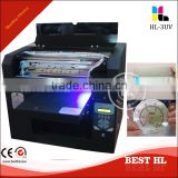 3D metal laser printer from China factory, Metal uv flatbed printing machine,metal 3d colorful printer