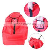 Foldable Nylon Drawstring Kids Car Seat Travel Bag                                                                         Quality Choice