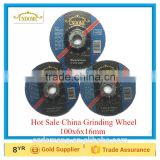 100x6x16 China flexible grinding wheel and grinding disc for stainless steel                                                                                                         Supplier's Choice