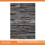 Artificial external wall decorative stone look panel wholesale