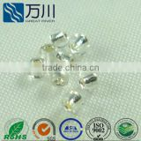 best price flat back glass beads ,Hollow Glass Beads/sea glass beads inside seed beads decorative glass beads